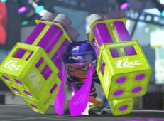 【スプラトゥーン2】アップデートでマルチミサイルが大幅強化! 1人に向かって10発発射とかwwwww